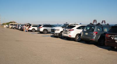 Parking At Falmouth Heights Beach