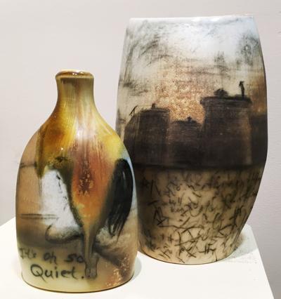 FAC pottery sale