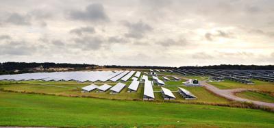 Solar Array - Falmouth Waste Management Facility