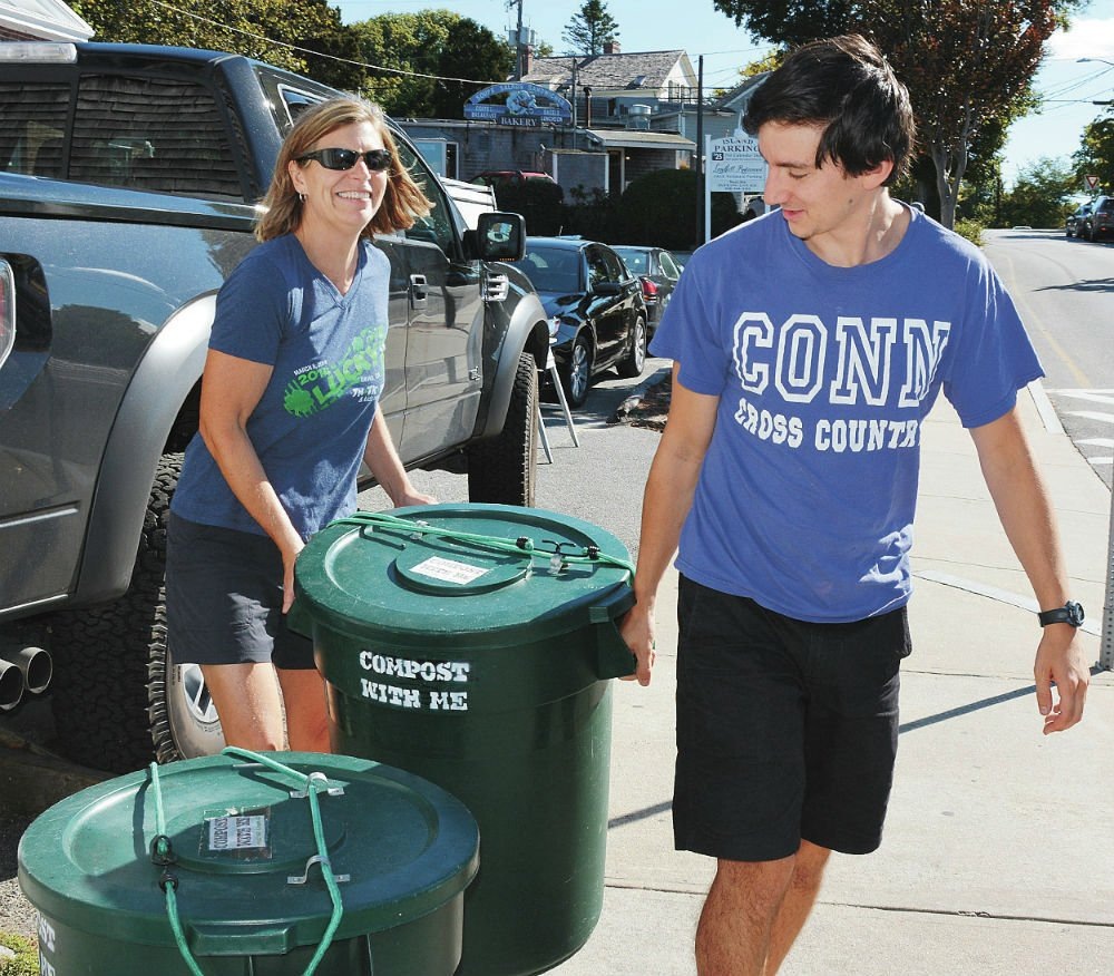Going Green Means Business For West Falmouth Resident
