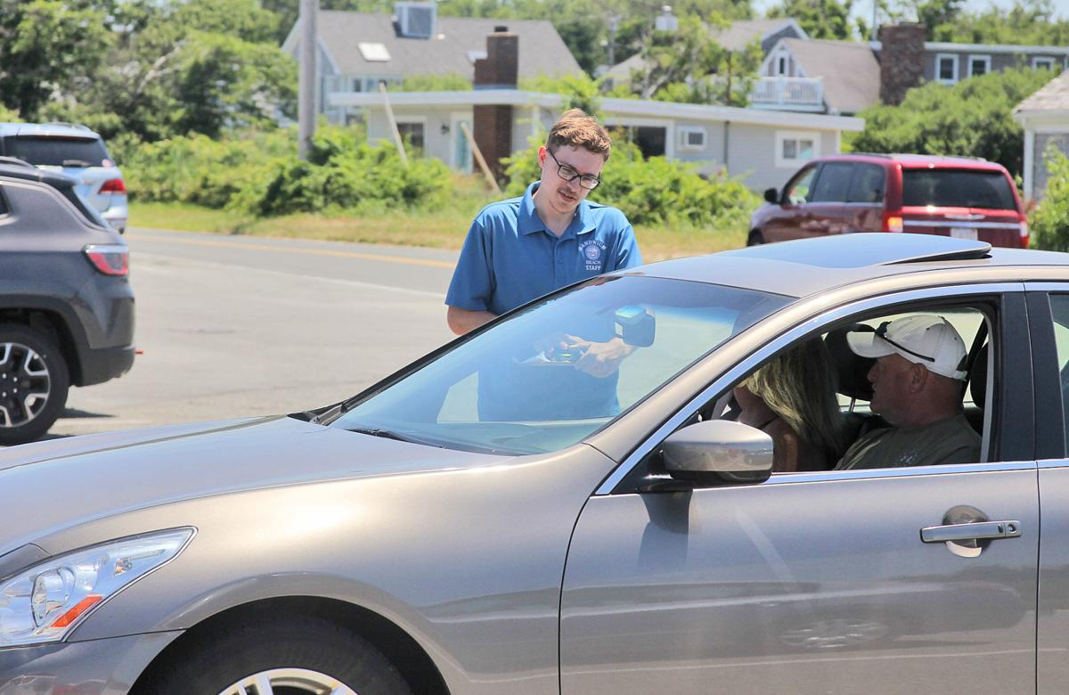 Second Week Of Pay To Park At Sandwich Beach Begins