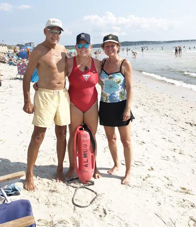 Rescue At Falmouth Beach Prompts Selectmen Recognition