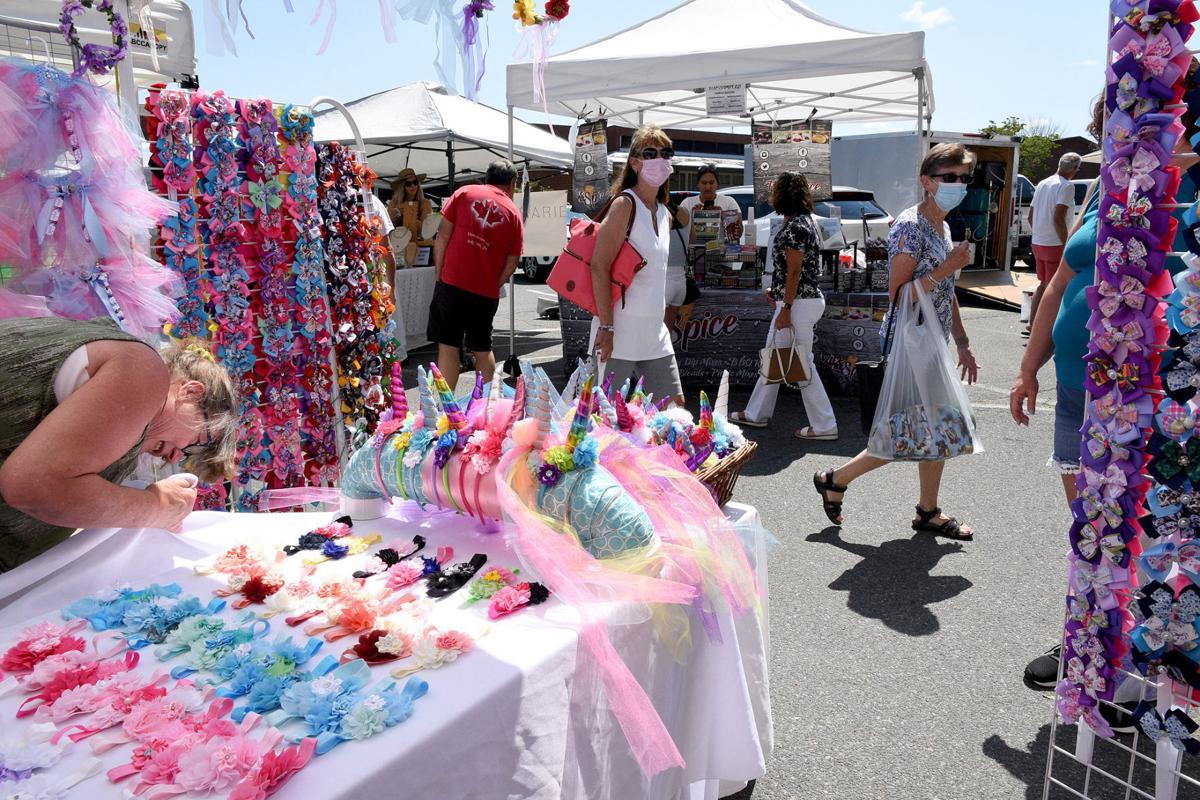 Sandwich Summer Craft Festival