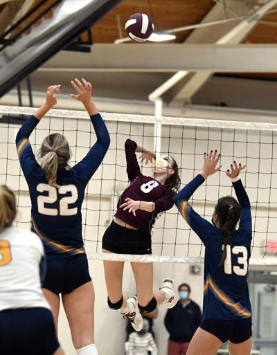 Falmouth High School Volleyball