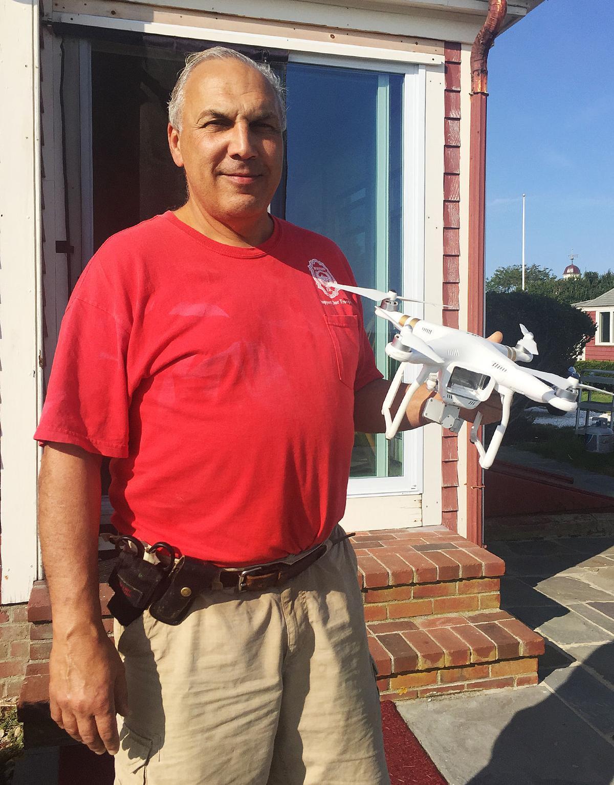Drone Crash - September 11, 2017