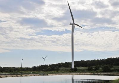 Falmouth Turbines - Wind 1 & Wind 2