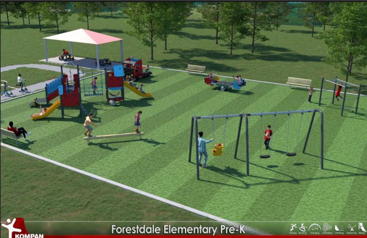 Playground Plans
