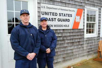 Coast Guard Station Woods Hole