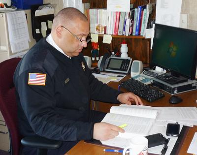 Chief Norman Sylvester