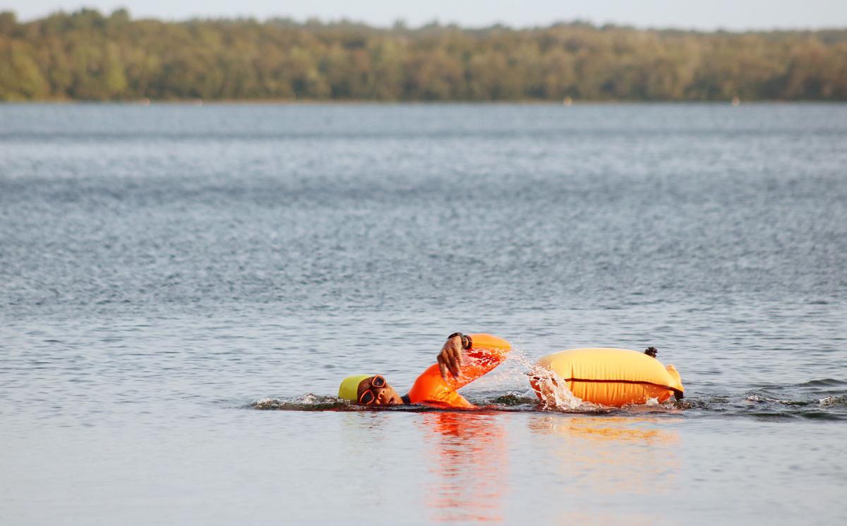Mashpee Wakeby Swim