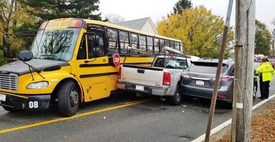 School Bus Crash 10/29/19