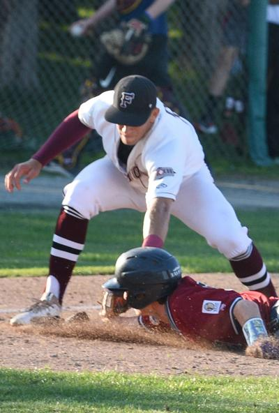Moretto Applies The Tag