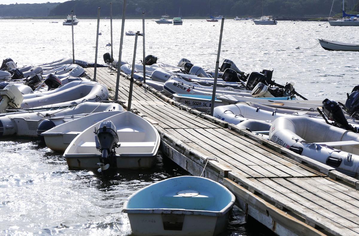 Barlows Landing Dinghy Dock