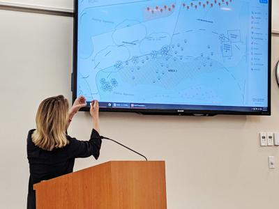 Falmouth Planning Board, Neighbors Question 24-Foot Cupola On New CLOC Building