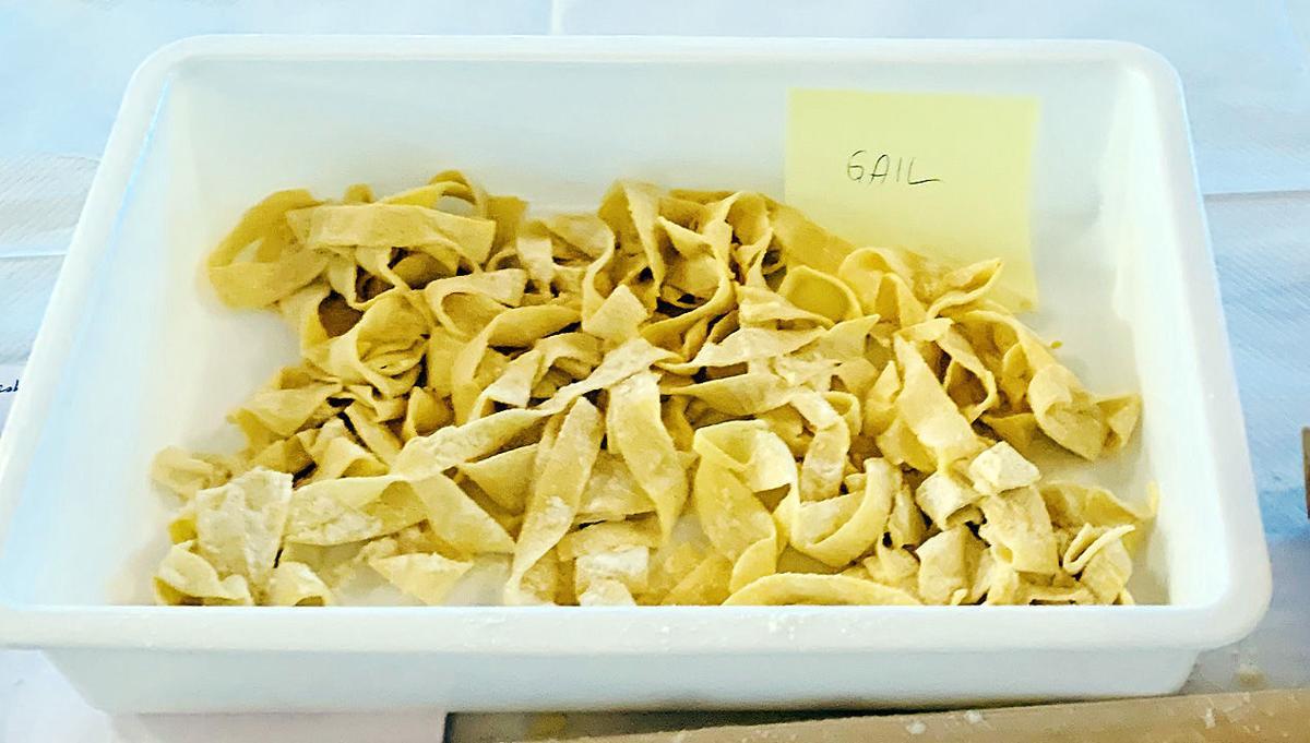 Food Column Pasta