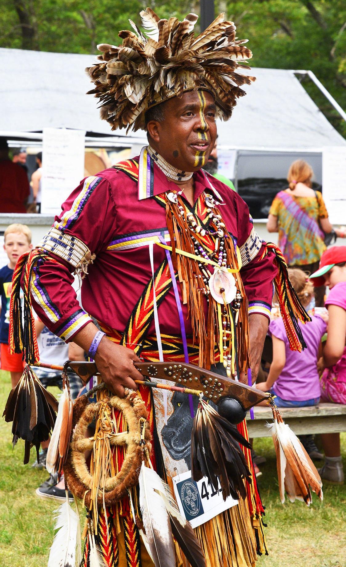 98th Annual Mashpee Wampanoag Powwow