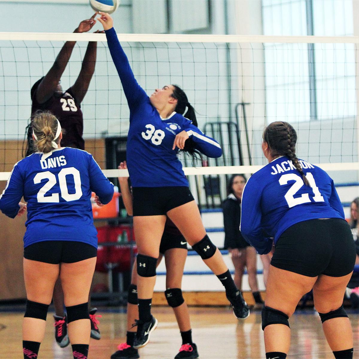 UCT Volleyball vs. West Bridgewater — September 30, 2019