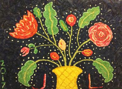Show Of Hooked Rugs Planned In Harwich