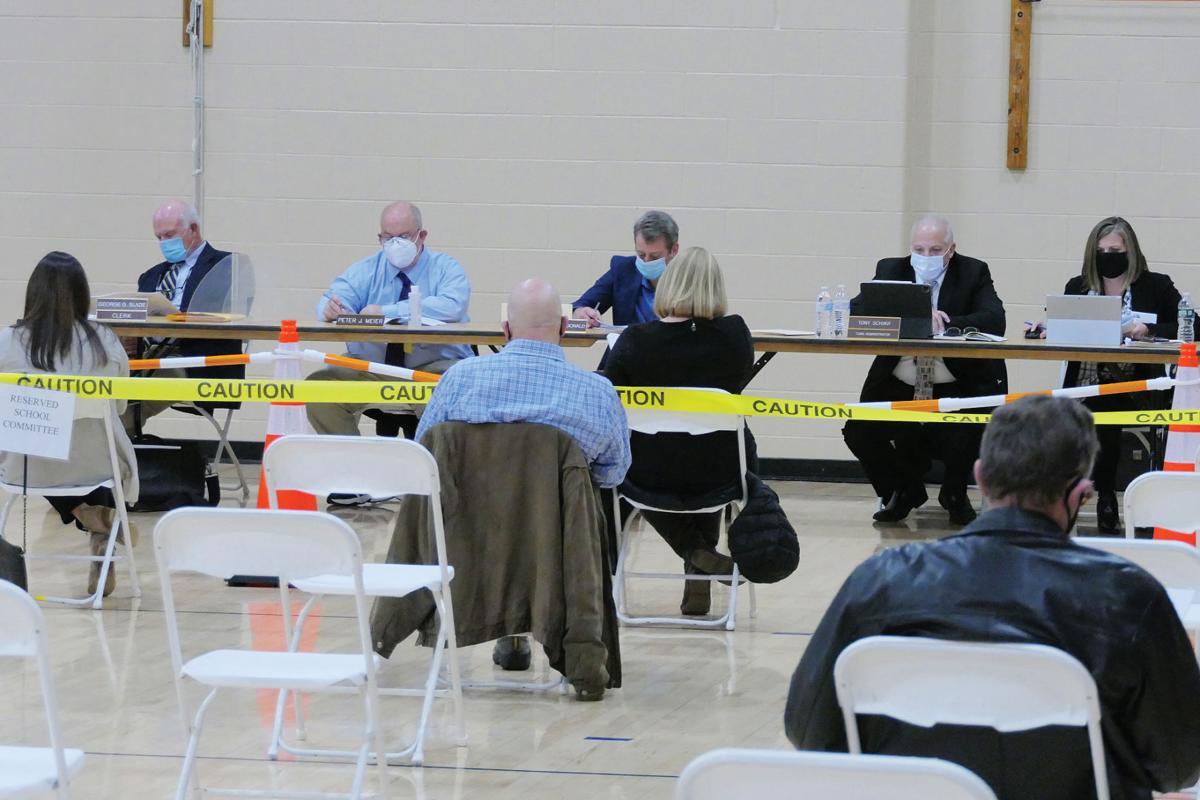 Bourne Town Meeting, November 16, 2020