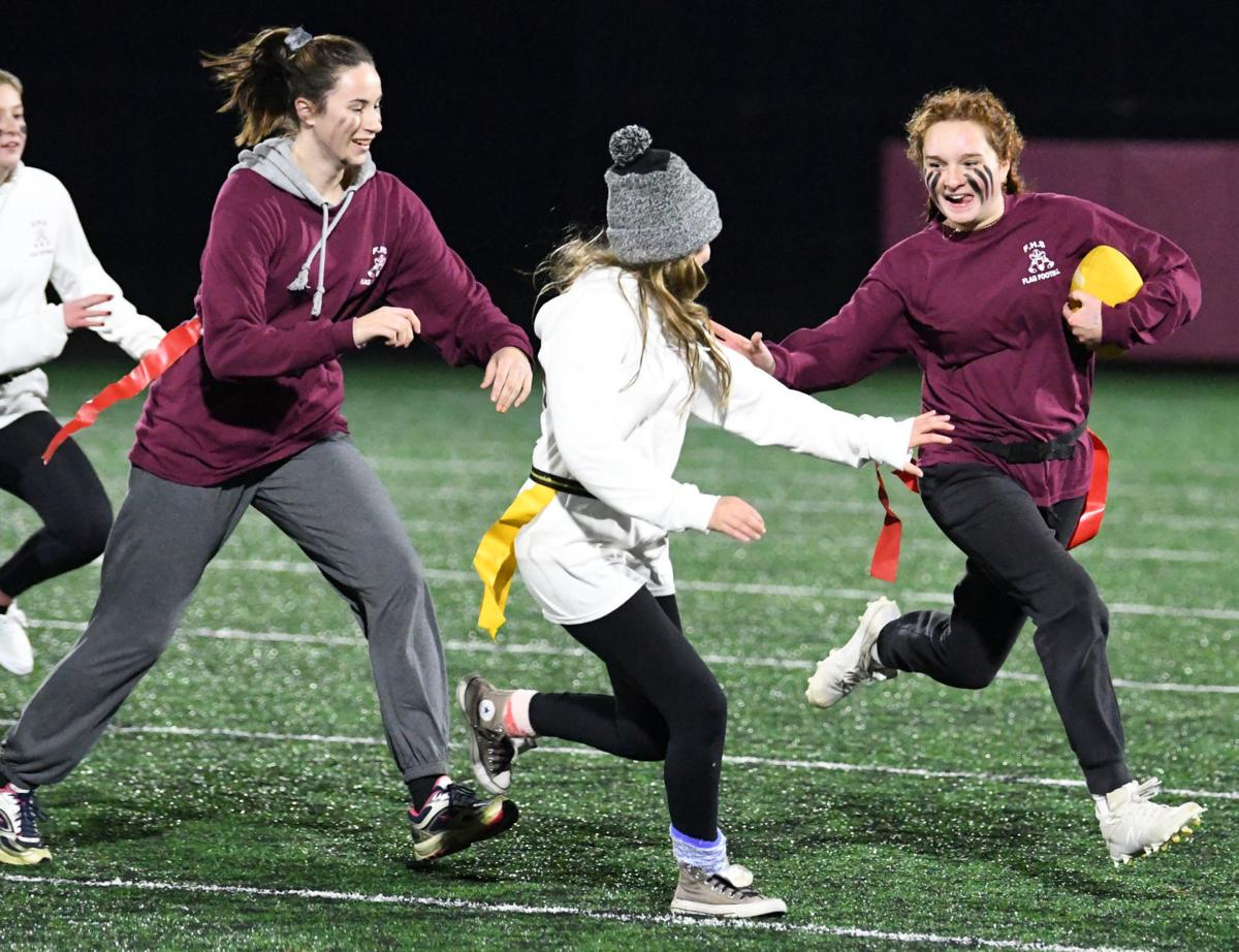 Falmouth High Girls Football