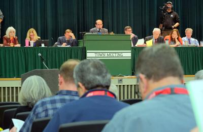 Falmouth Town Meeting