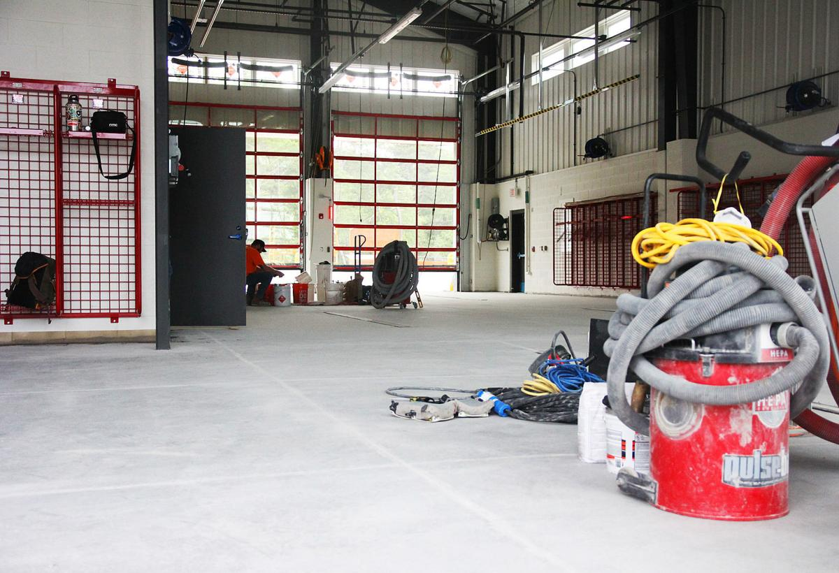 New Fire Station At The Safety Complex In Sandwich