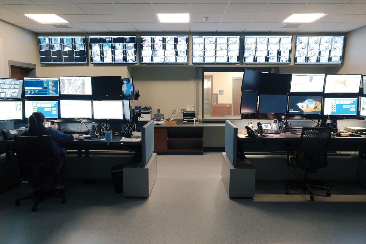 Bourne Police Station Tour