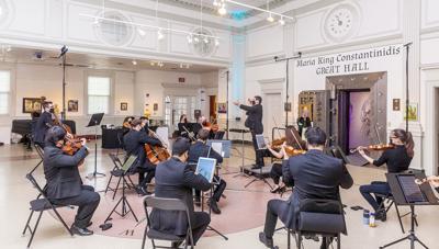 CC Chamber orchestra 061121