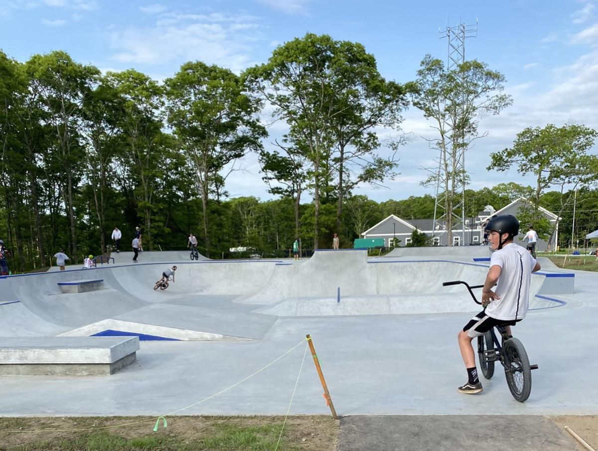 Sandwich S New Skate Park Quickly Becomes A Hot Attraction