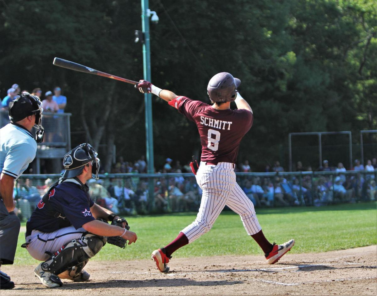 Casey At The Bat, On The Mound For Cotuit