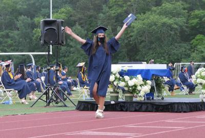 Sandwich High School Graduation, June 29, 2020