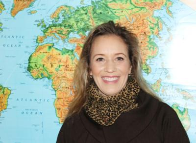 Teacher Celeste Reynolds