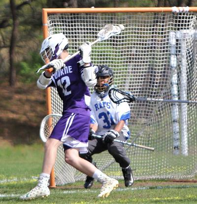 BHS Boys' Lacrosse vs UCT - May 22, 2019