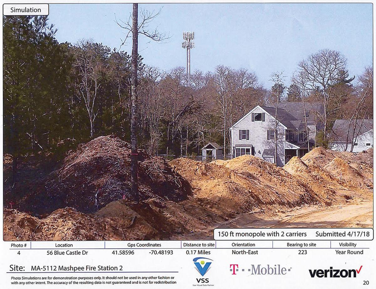 Mashpee Board Pushes Controversial Cell Tower Decision To