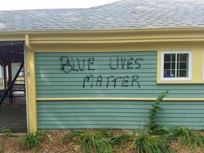 highfield vandalism