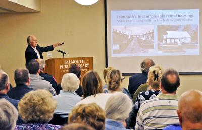 Affordable Housing Summit In Falmouth