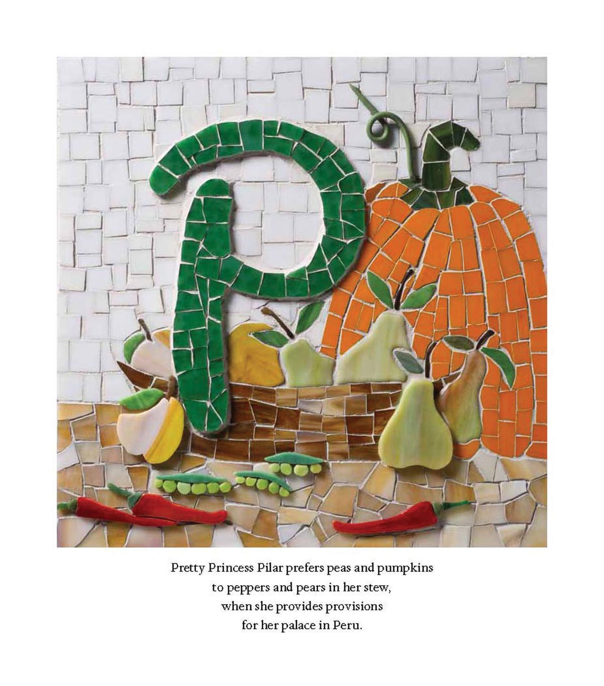 'My Mosaic Alphabet Book'