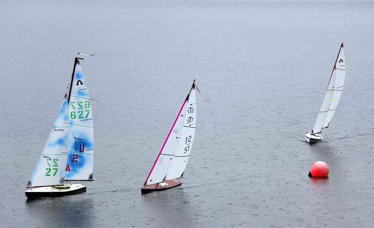 Cape Cod Sailors Take To The Water—With Model Boats | Falmouth News