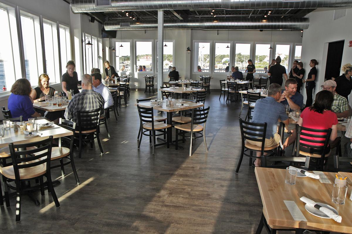 Restaurant S Opening Part Of New Era For Marina District
