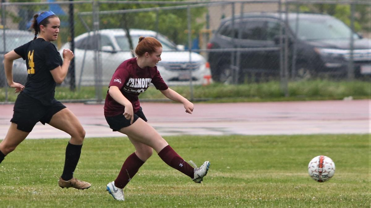 Falmouth Women's Soccer vs. Barnstable United - June 25, 2019