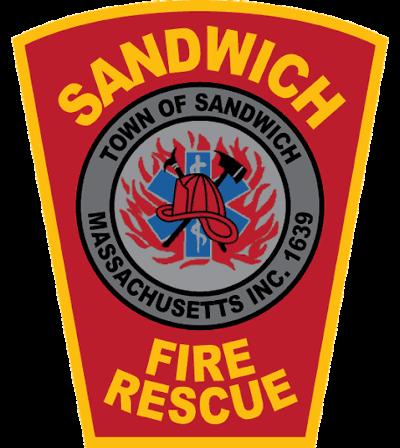 Sandwich Fire Logo