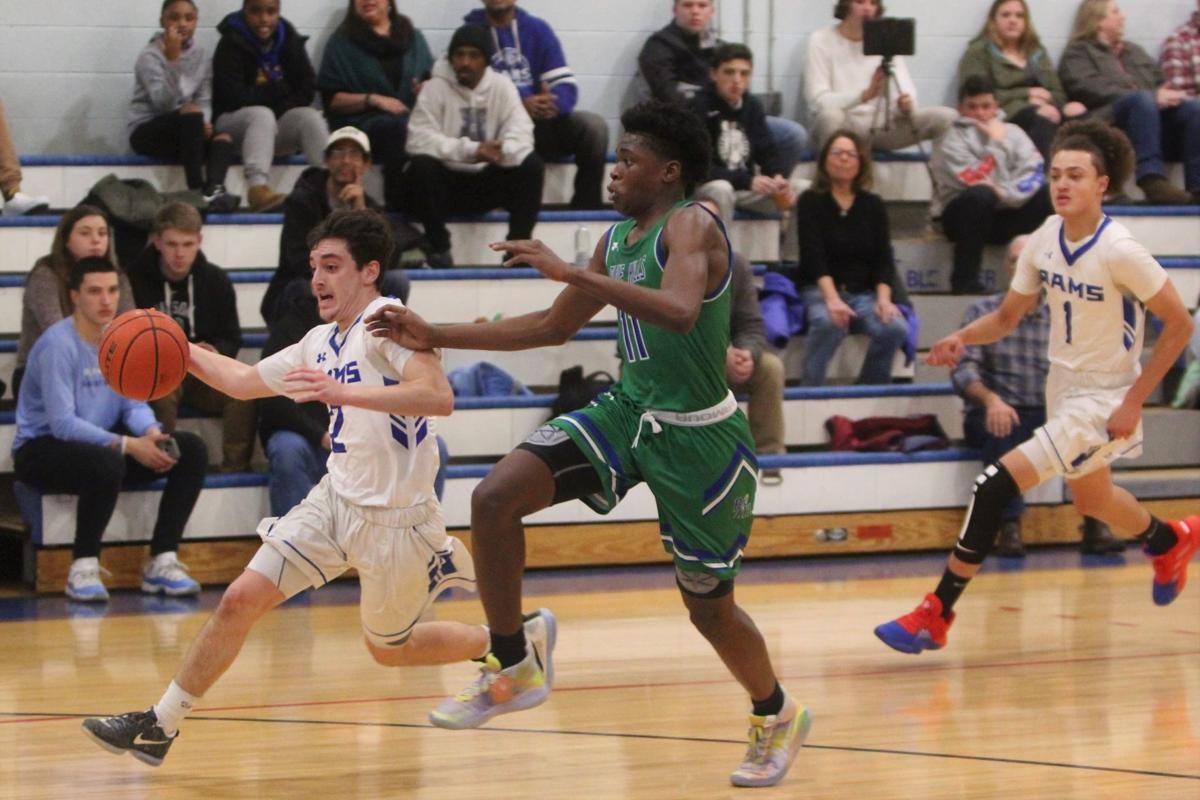 UCT Boys' Basketball vs Blue Hills — December 17, 2019