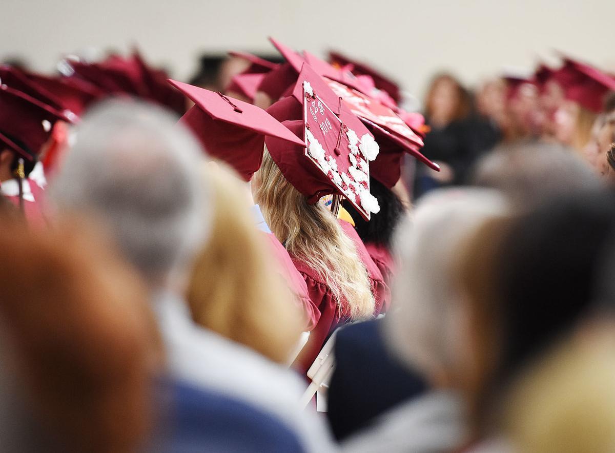 Falmouth High School Graduation - June 1, 2019