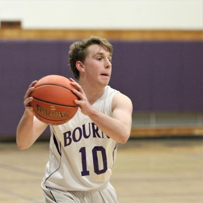 Bourne Boys' Basketball vs Nauset — December 30, 2019