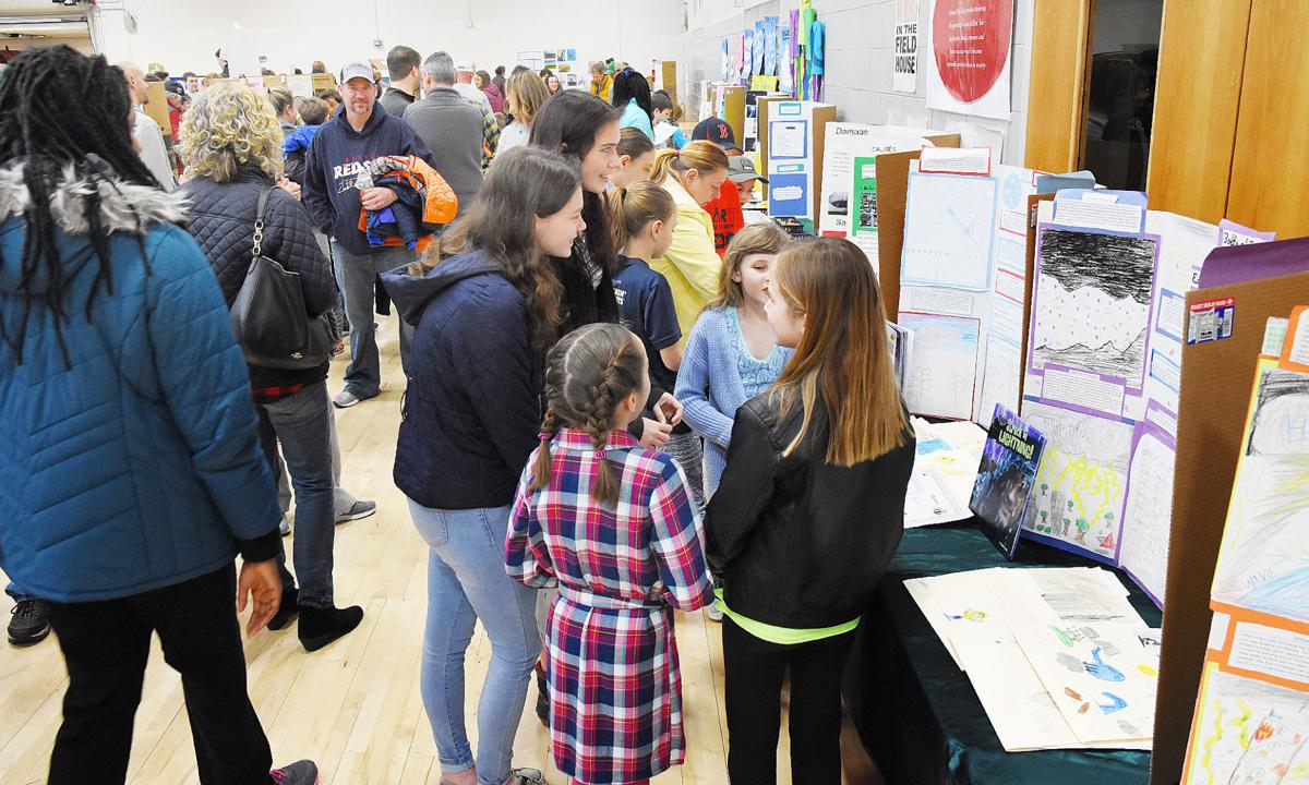 Falmouth Schools Science Fair