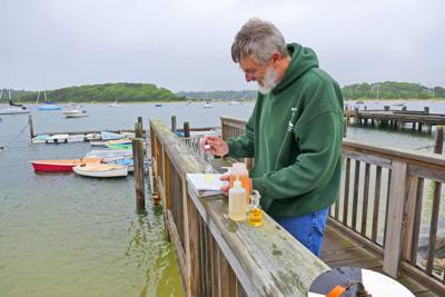 Buzzards Bay Coalition Water Testing