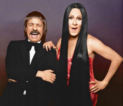 Edwards Twins Sonny and Cher
