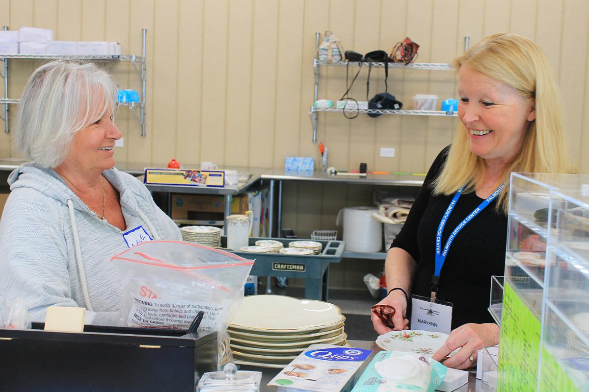 Hand-In-Hand Thrift Shop Ready For Donations | Falmouth News