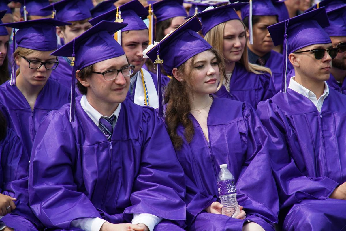Bourne High School Graduation - June 1, 2019