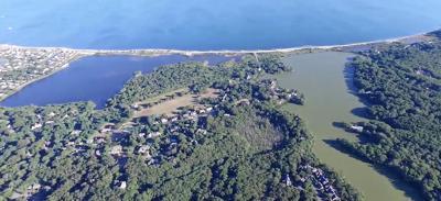 Oyster Pond Versus Salt Pond